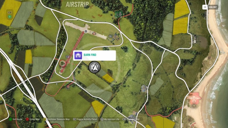 Forza Horizon 4 All Barn Finds Guide