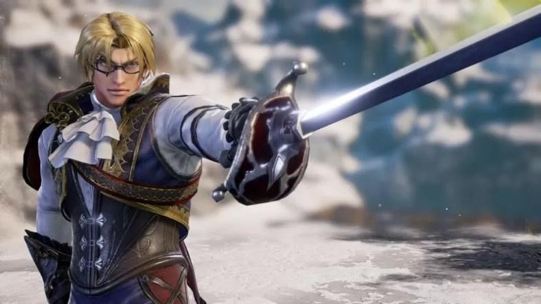 Bandai Namco Confirms Raphael Returning in Soulcalibur VI