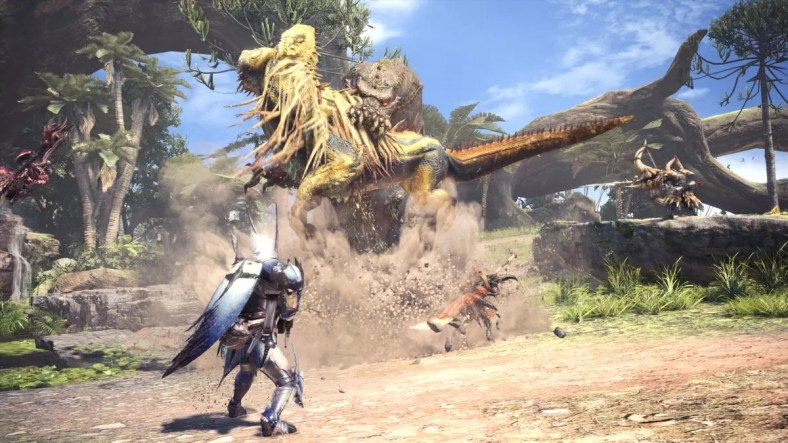 PC Game Review: Monster Hunter World  A Best of an Experience