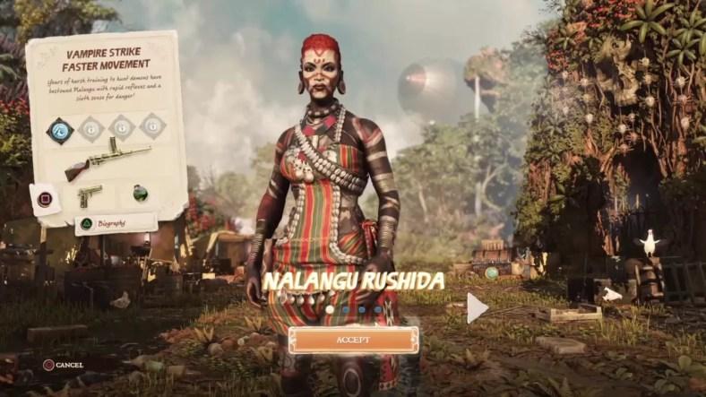 Strange Brigade Characters Guide