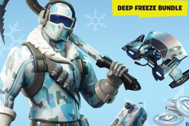 Deep Freeze Bundle