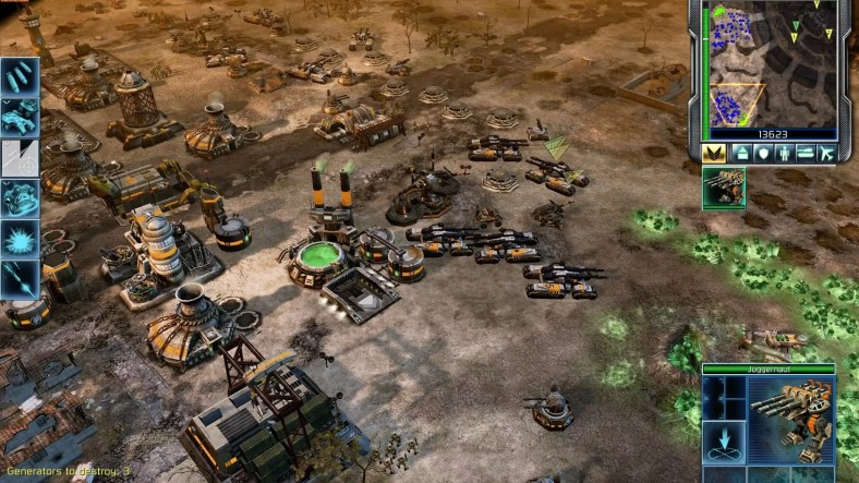 EA teases Command & Conquer Remasters for its 25th Anniversary