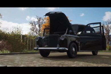 Forza Horizon 4 Secret Cars Unlock Guide