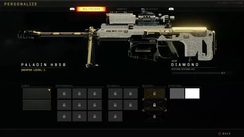 Call Of Duty Black Ops 4 Blackout Weapons Guide Best Weapons To Use
