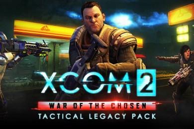 XCOM 2: War of the Chosen-Tactical Legacy Pack