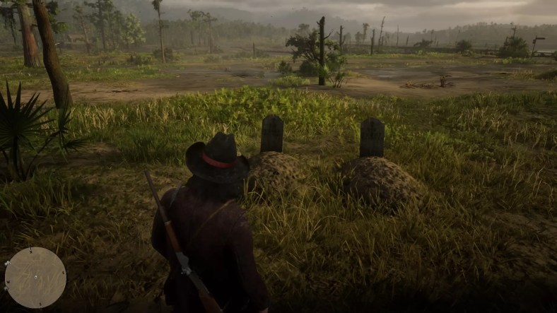 Red Dead Redemption 2 Grave Locations Guide – All Grave Locations