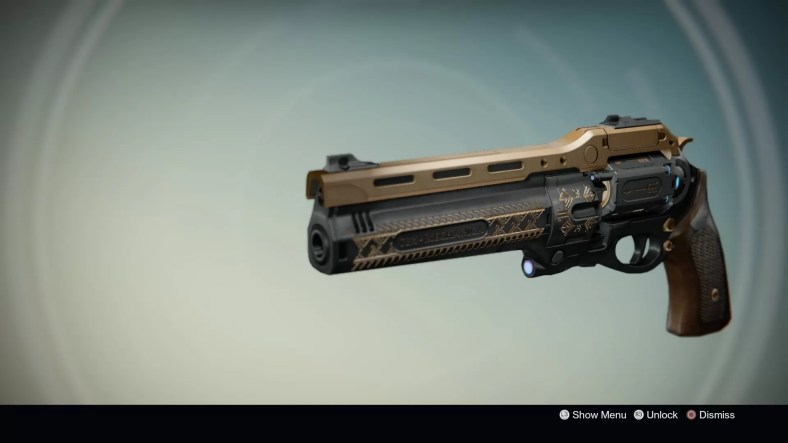 Destiny 2 Black Armory New Exotic Weapons and a Possible