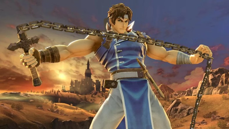 Super Smash Bros  Ultimate Richter/Simon Guide – How to Play