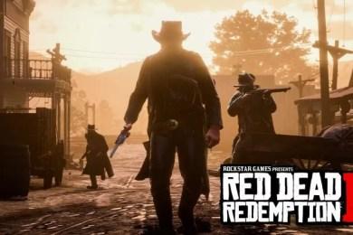 Red Dead Redemption 2 UK