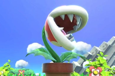Piranha Plant Super Smash Bros. Ultimate