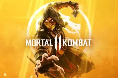 Cover Mortal Kombat 11