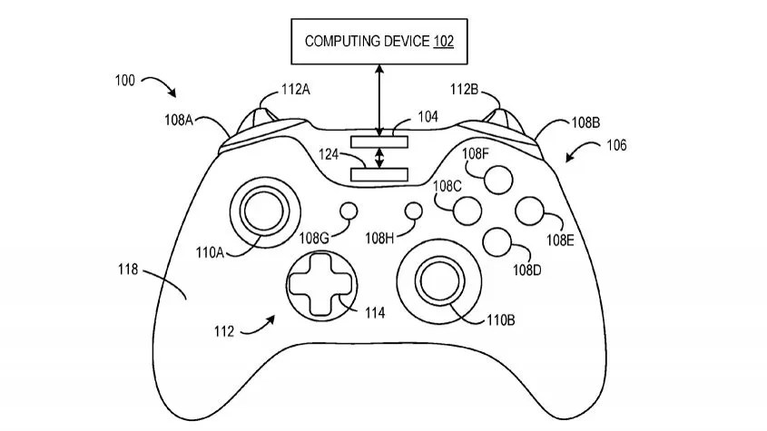 Xbox Scarlett Could Get A New Controller According To Patents