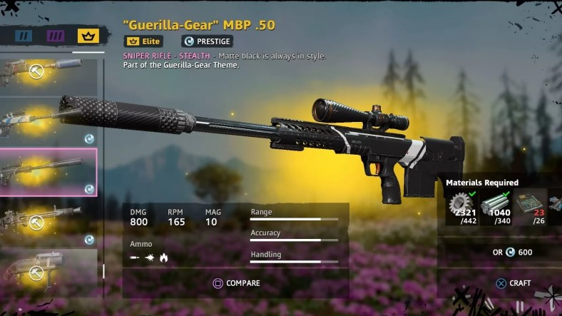 Far Cry New Dawn Best Weapons Guide – Silenced Bow, Assault