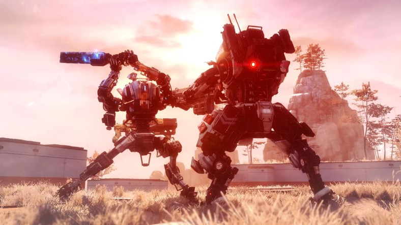 Free-to-Play Titanfall Battle Royale Game Does Not Have Mech