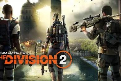 The Division 2 Raid Boss
