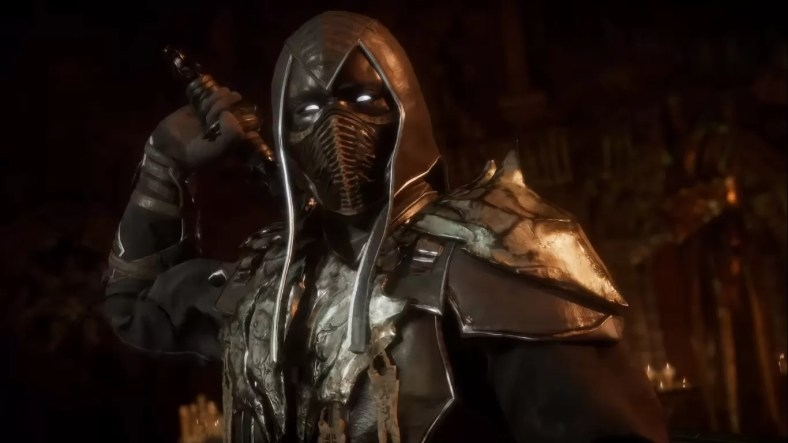 Noob Siabot Mortal Kombat 11