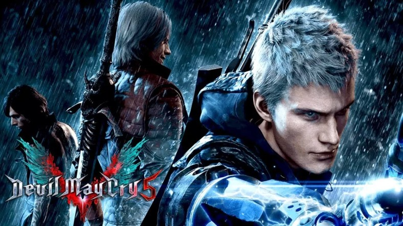 Devil May Cry 5 PC : HDR Off, Crash Fix, Disable DoF, Remove Denuvo