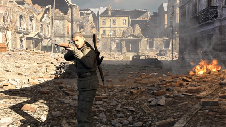 Review Sniper Elite V2 Remastered