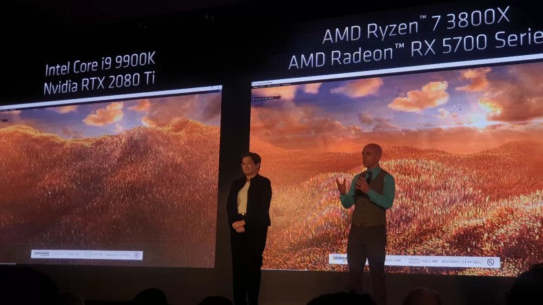 AMD Navi RX 5700 Outperforms Nvidia RTX 2070 By 10% - GamesHedge