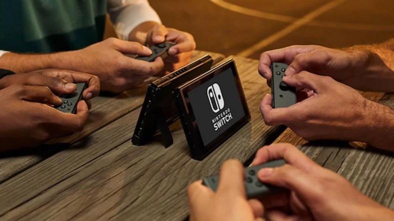 Nintendo Switch co-op