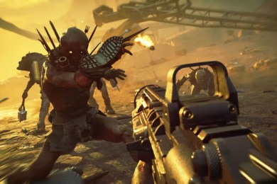 Rage 2 Weapons Guide