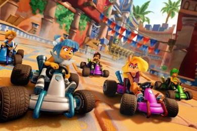 Crash Team Racing Nitro-Fueled Cheats