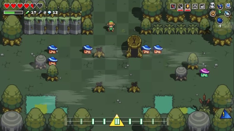 Cadence Of Hyrule Puzzles Guide How To Solve All Puzzles
