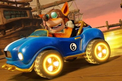 Crash Team Racing Nitro-Fueled Shortcuts