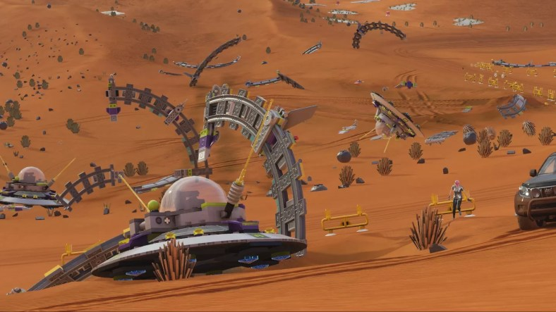 Forza Horizon 4 Alien Energy Cell Locations Guide – Where to