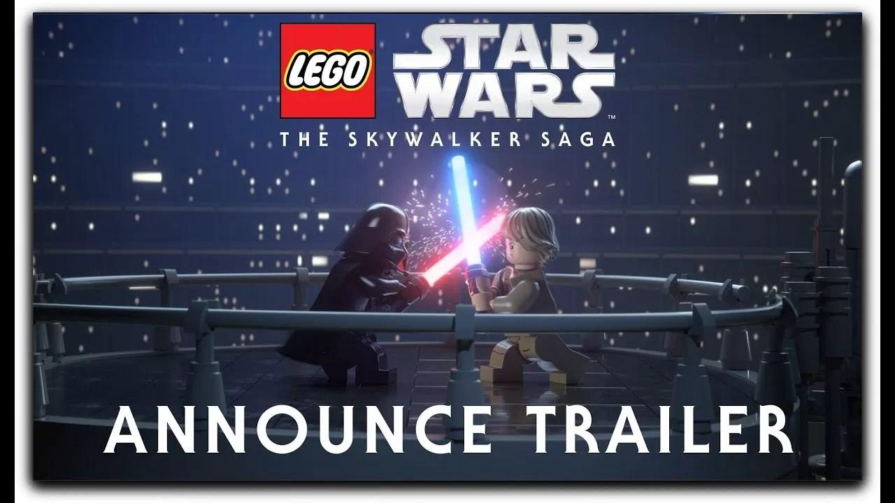 Lego Star Wars The Skywalker Saga Comes Next Year