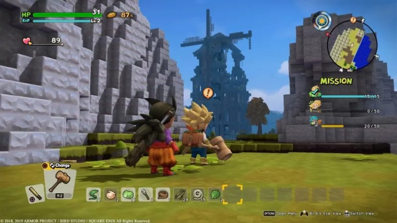 Dragon Quest Builders 2 Room Recipes Guide All Recipes Detailed