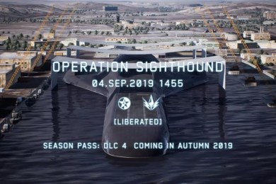 Ace Combat 7 Operation Sighthound