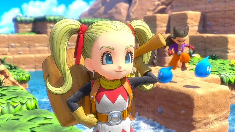 Dragon Quest Builders 2 Multiplayer Detailed – Online, Split-Screen