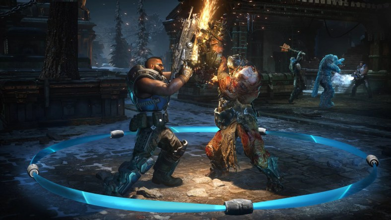 Gears 5 Multiplayer Test
