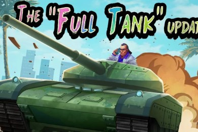 Shakedown: Hawaii Tanks