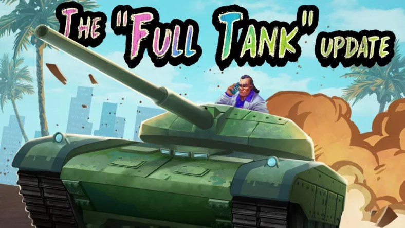 Shakedown: Hawaii Tanks