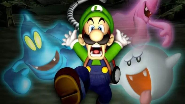 Luigi's Mansion 3 Leaked