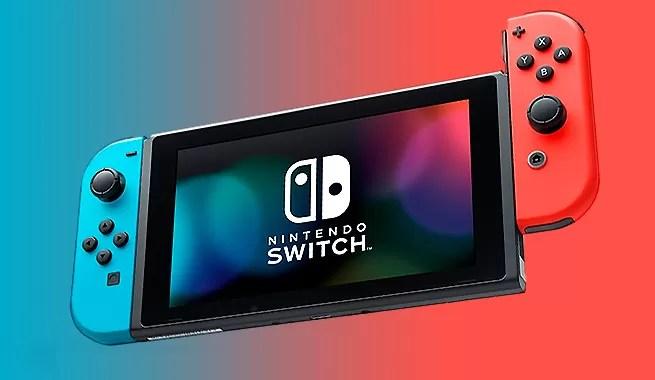 Pembaruan Nintendo Switch 10.2.0