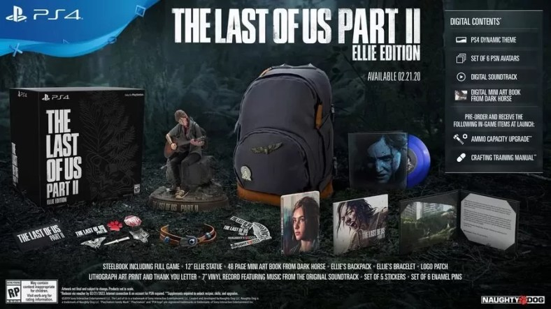 The Last Of Us Part Ii Releasing In February Special
