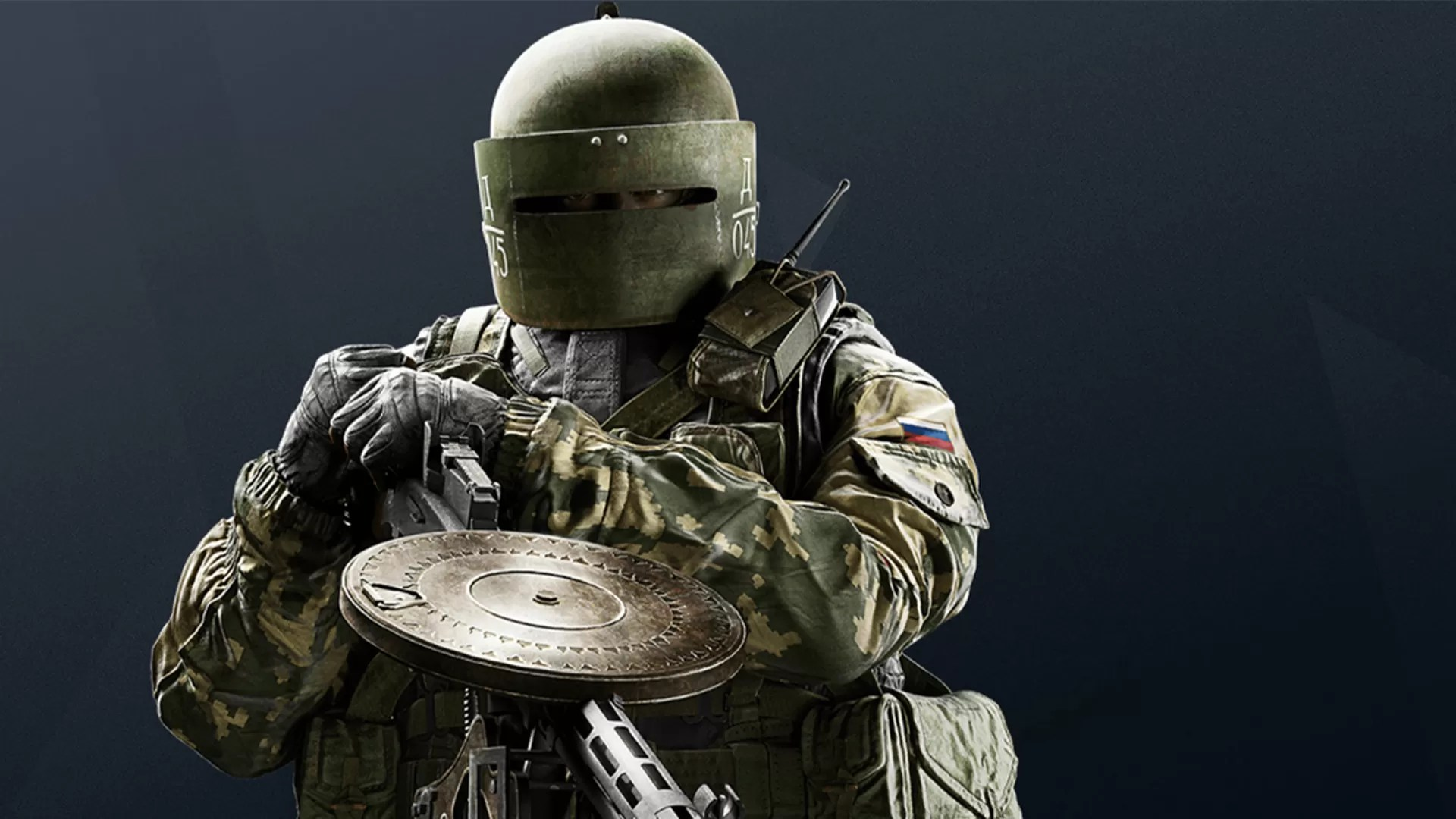 Rainbow Six Siege Replaces Tachanka Turret With Grenade Launcher