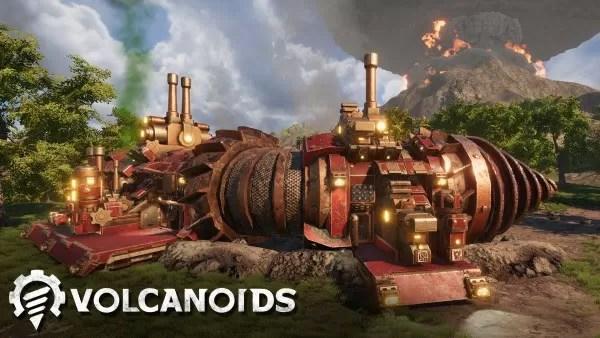 Pembaruan Tempur Volcanoids