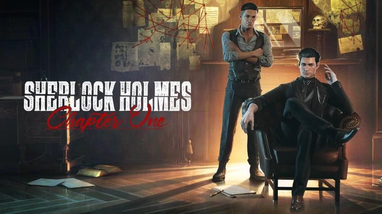 Sherlock Holmes: Bab Satu Gamescom 2020