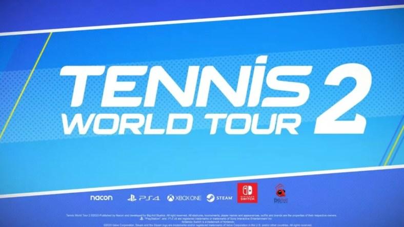 Tenis Dunia Tur 2 Daftar