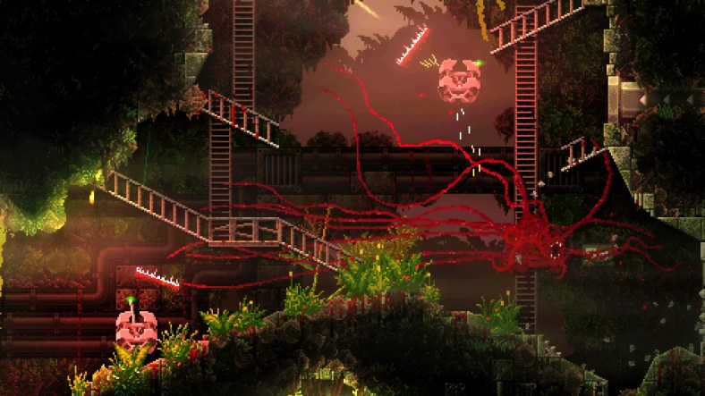 Carrion Containment Units Puzzles Guide How To Get Dna Abilities