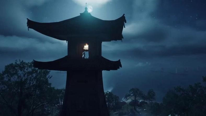 Guía de ubicaciones del faro de Ghost of Tsushima