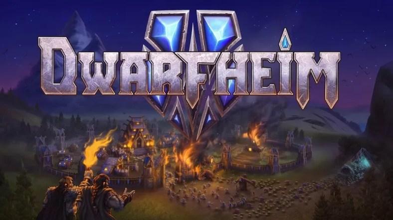 Akses Awal RTS Dwarfheim
