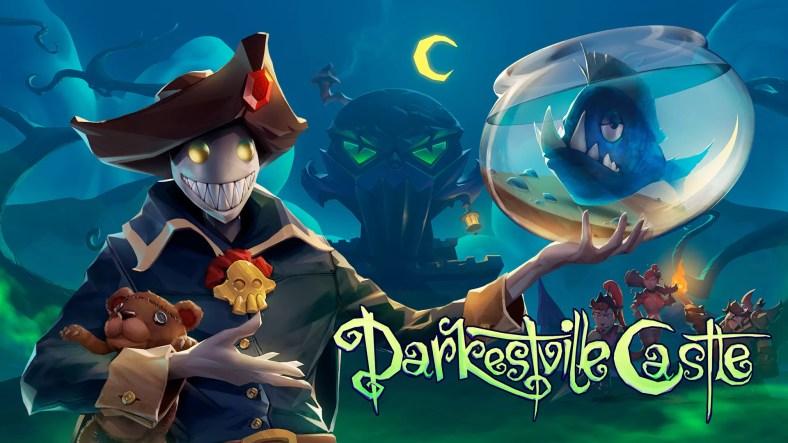 Tinjau Kastil Darkestville