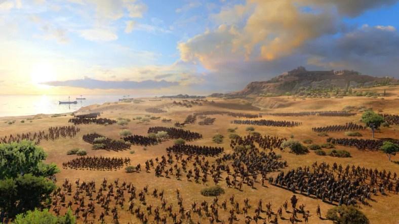 Total War Saga: Panduan Perdagangan Troy
