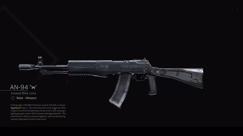 Panduan Senjata Baru Call of Duty Warzone Season 5