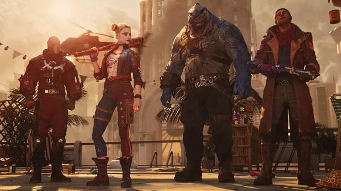 Suicide Squad: Bunuh Justice League